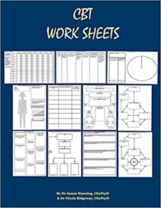 CBT Worksheets Cover PDF Download/CBT Books